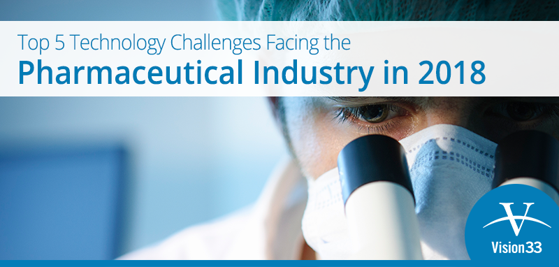 Top-5-Technology-Challenges-Facing-the-Pharmacuetical-Device-Industry-Landing Page Header 2018