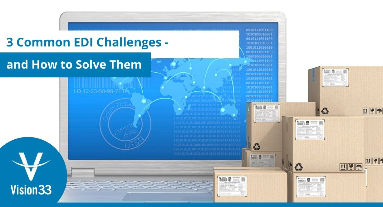 EDI electronic data interchange challenges