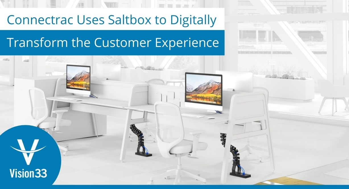 Digitally transforming the customer experience with Saltbox