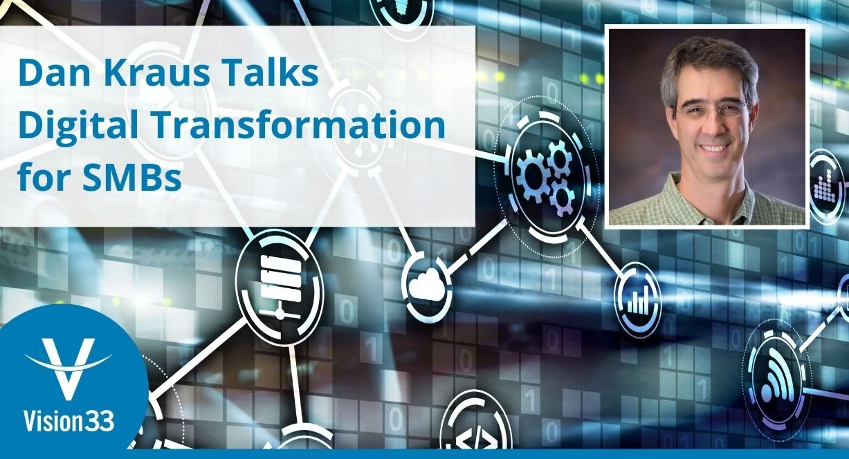 Digital Transformation for small businesses and mid size businesses