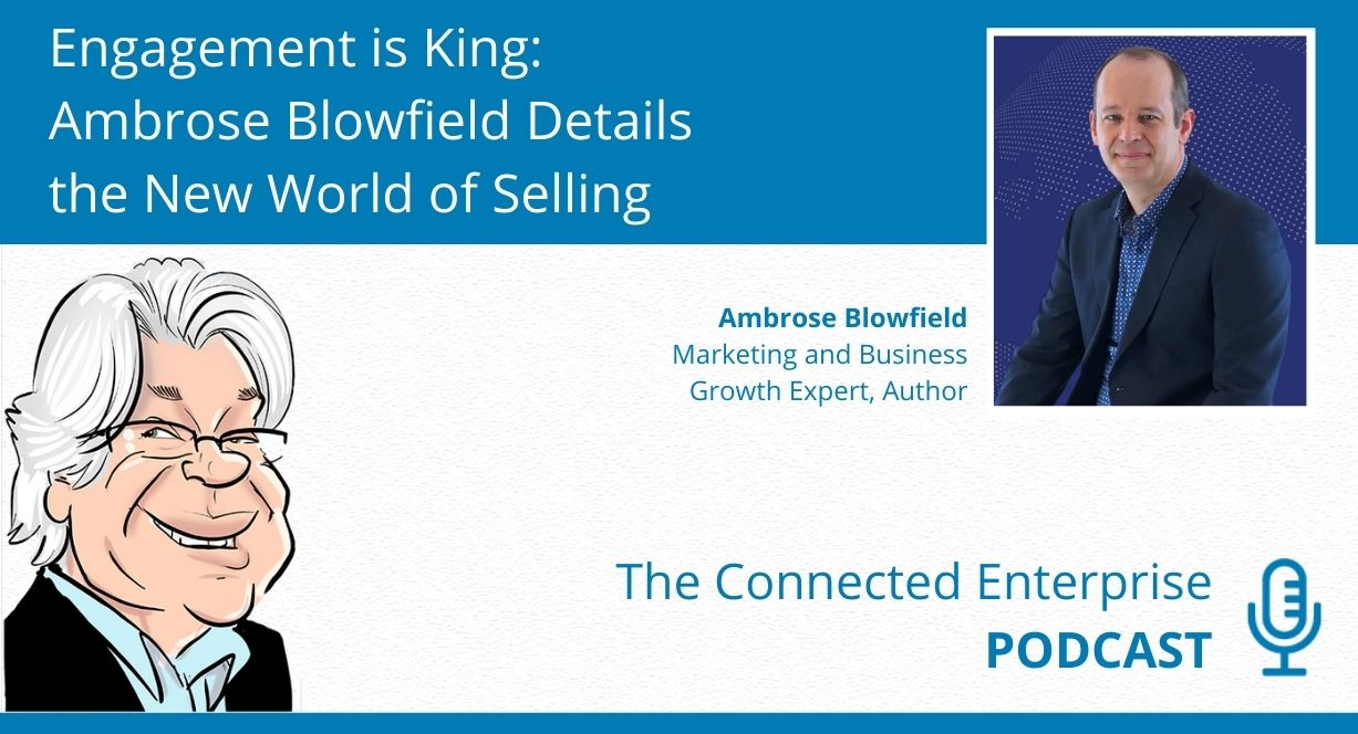 Small Business Tips - future of selling with ambrose blowfield