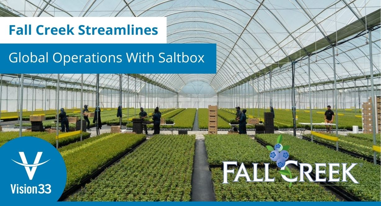 Fall Creek streamlines global operations with Saltbox