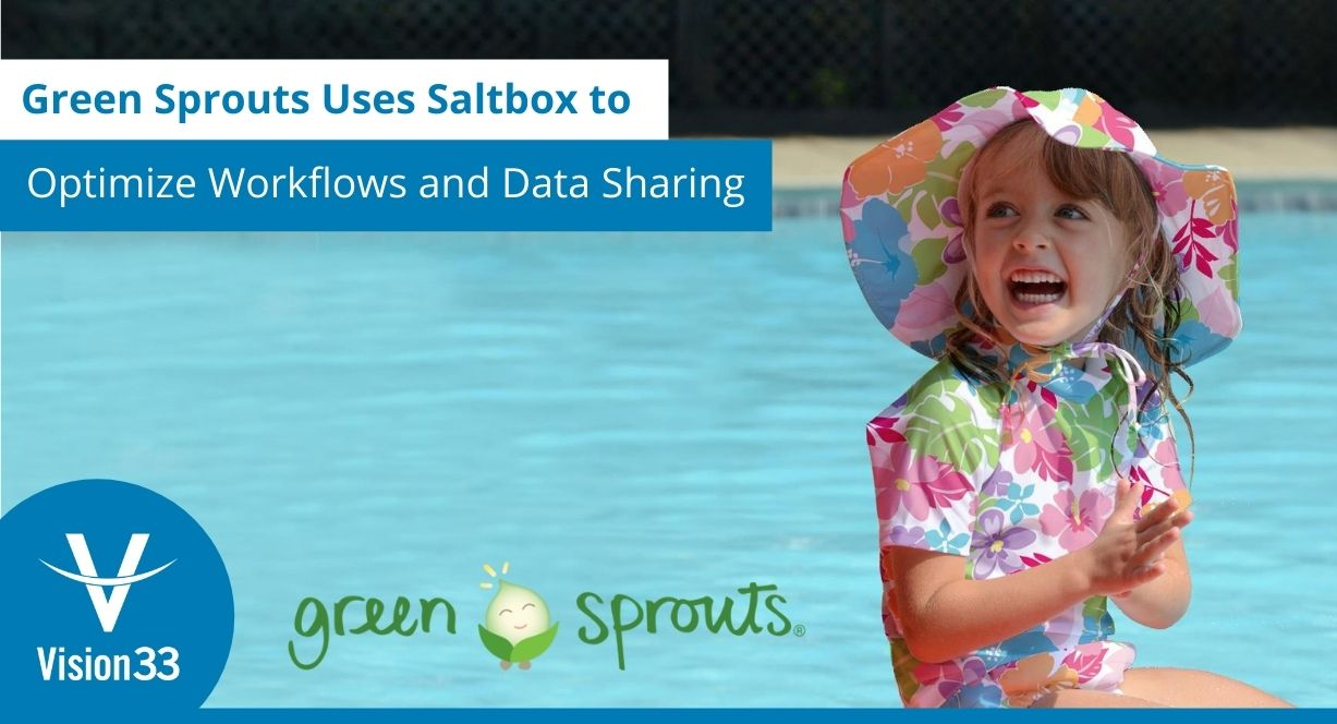 Green Sprouts uses Saltbox to optimize workflows and data sharing