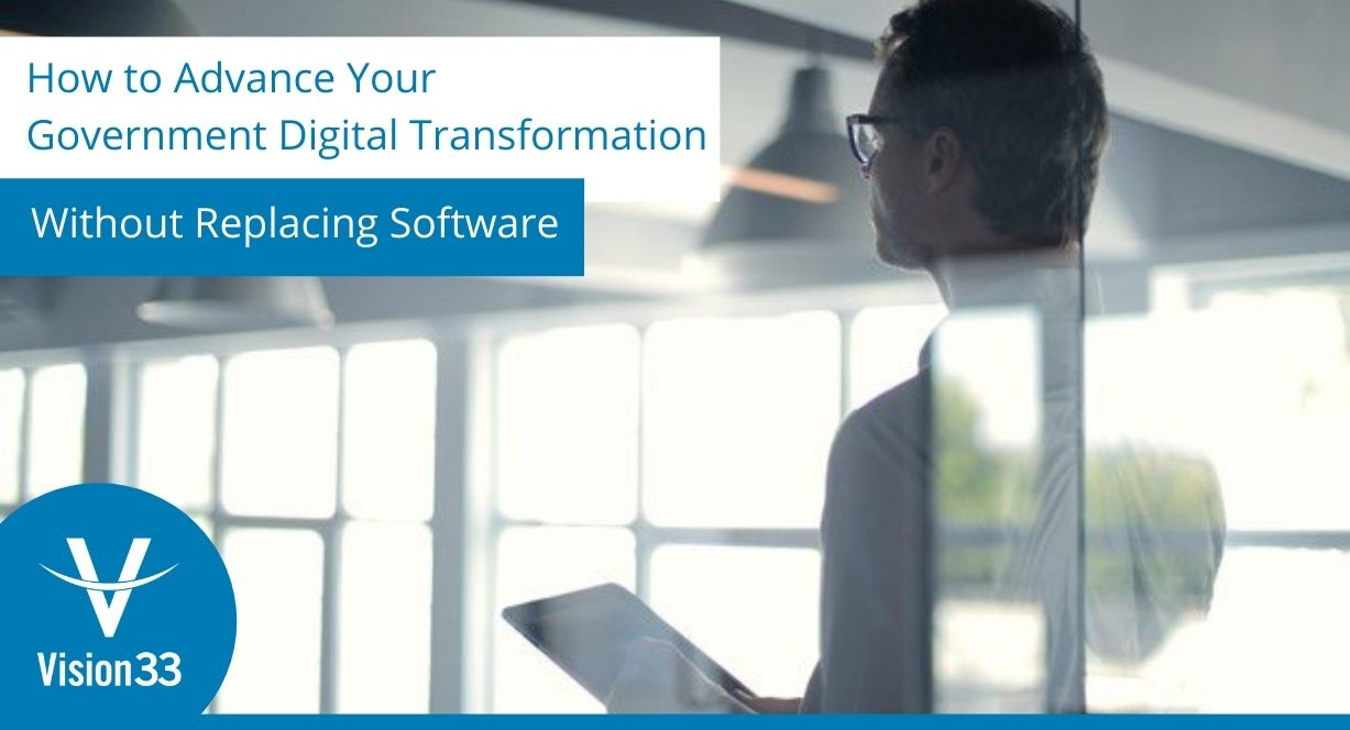 How to advance government digital transformation