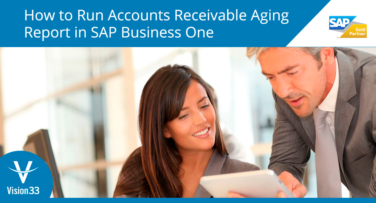 Accounts-Receivable Aging Reports- SAP-Business-One