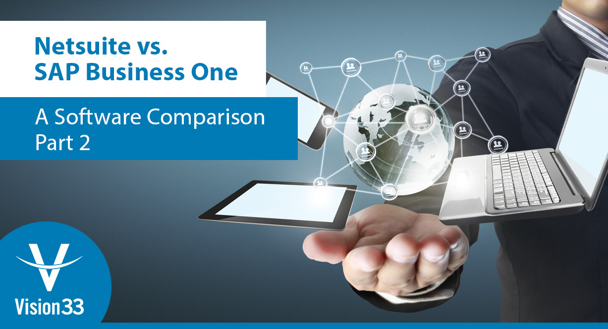 Netsuite vs. SAP Business One