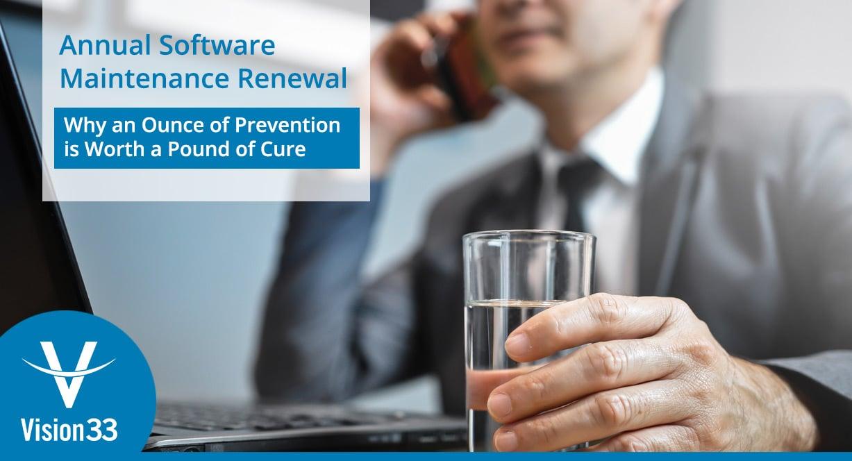 Annual Software Maintenance