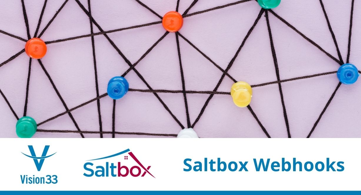 how to use webhooks in saltbox