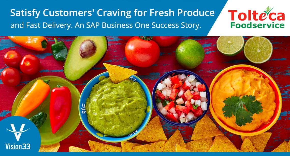SAP food and beverage solution