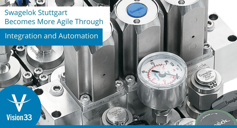 Saltbox automation and integration for Swagelok Stuttgart