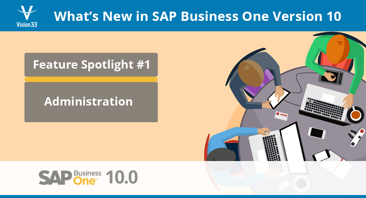 SAP Business One version 10 Administration