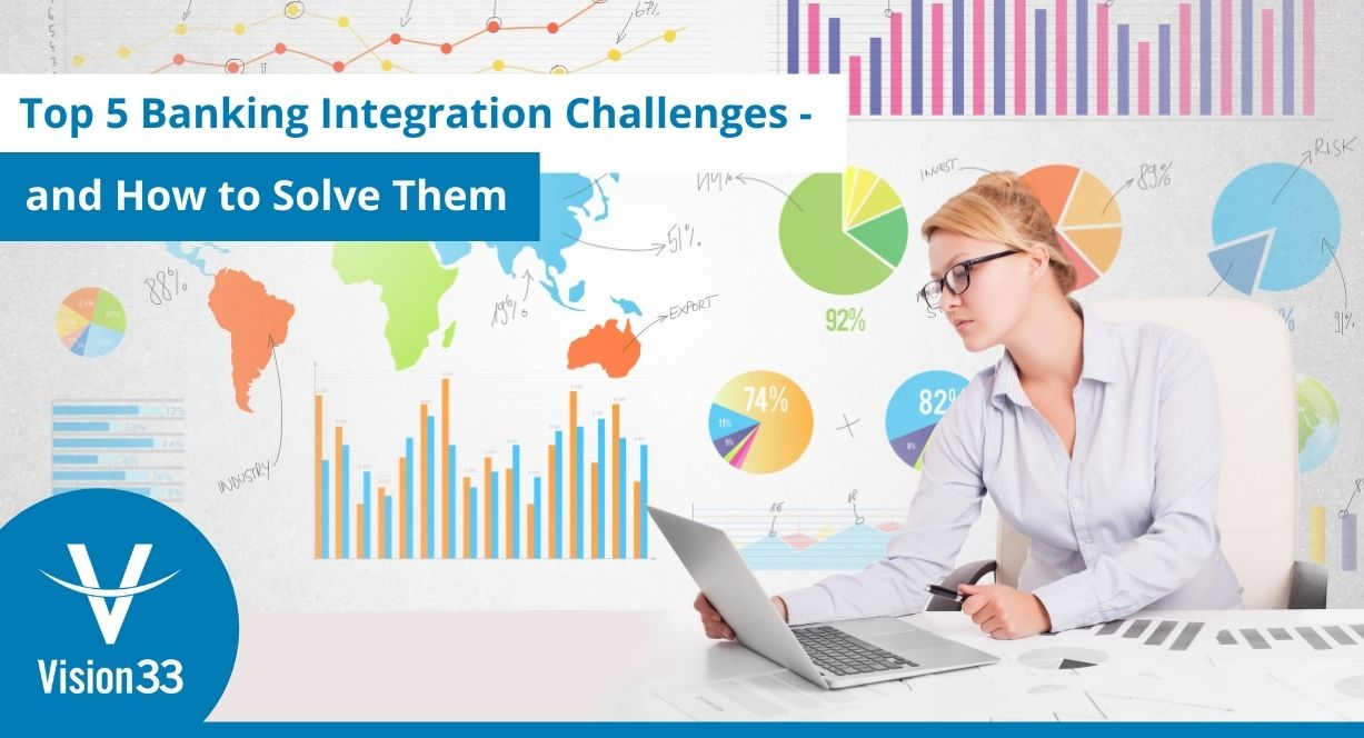 Top 5 banking integration challenges