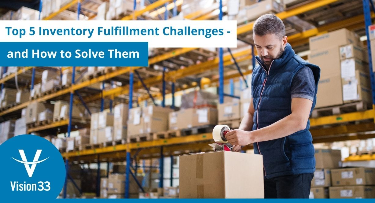 SAP Business One - how to solve common inventory fulfillment challenges