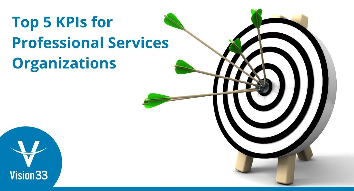 Sage Intacct & top 5 kpis for professional services firms
