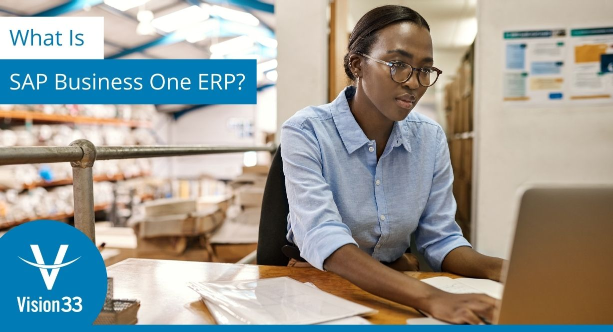 What is SAP Business One ERP?