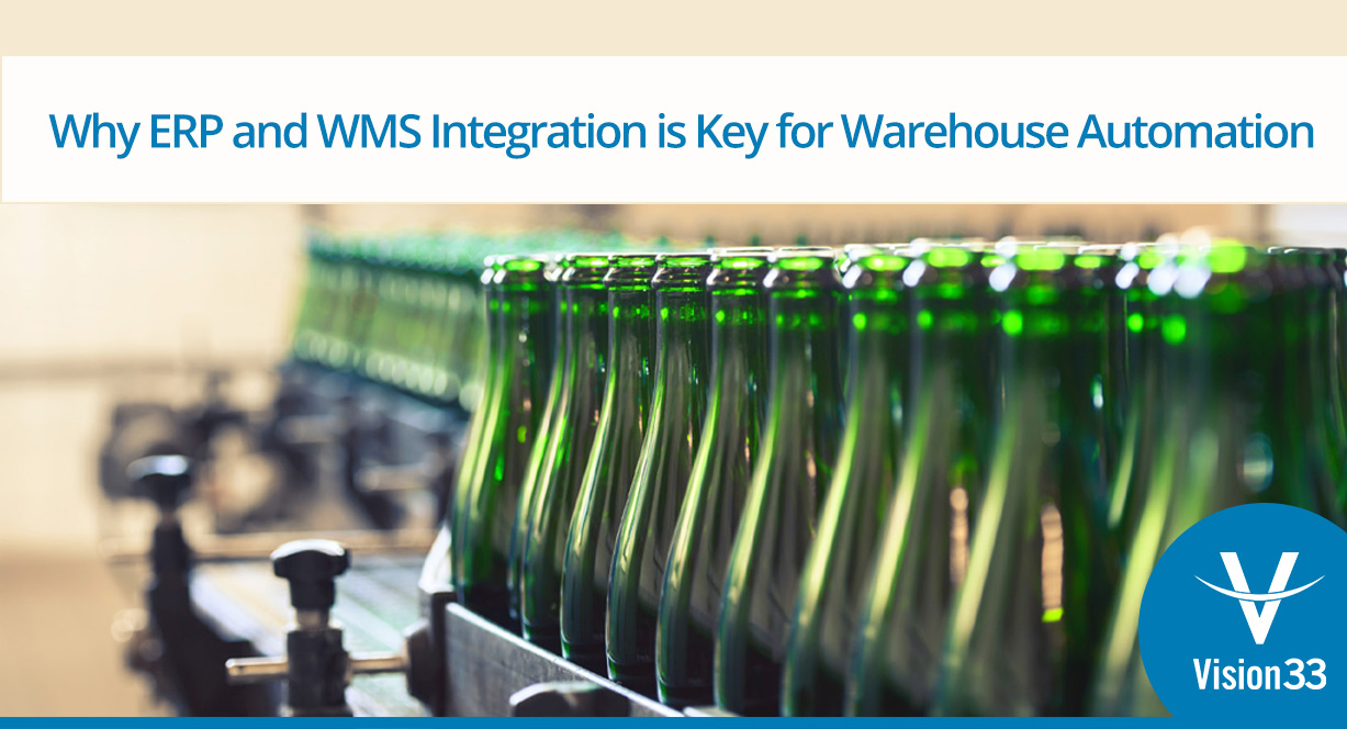 sap erp and wms