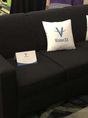 Reserved seat - Join us next year