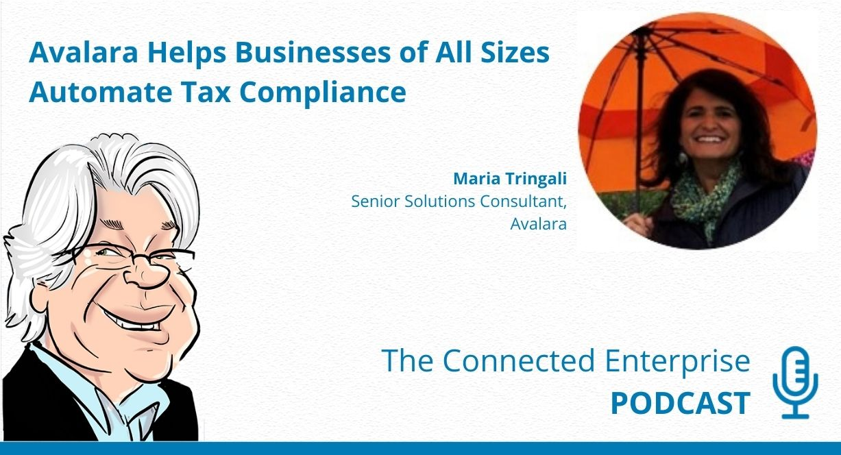 Small Business Tips - automated tax compliance with Avalara