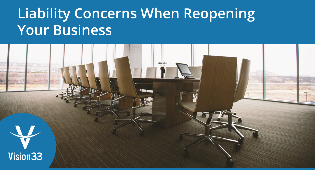 Liability Concerns When Re-Opening - nbtn