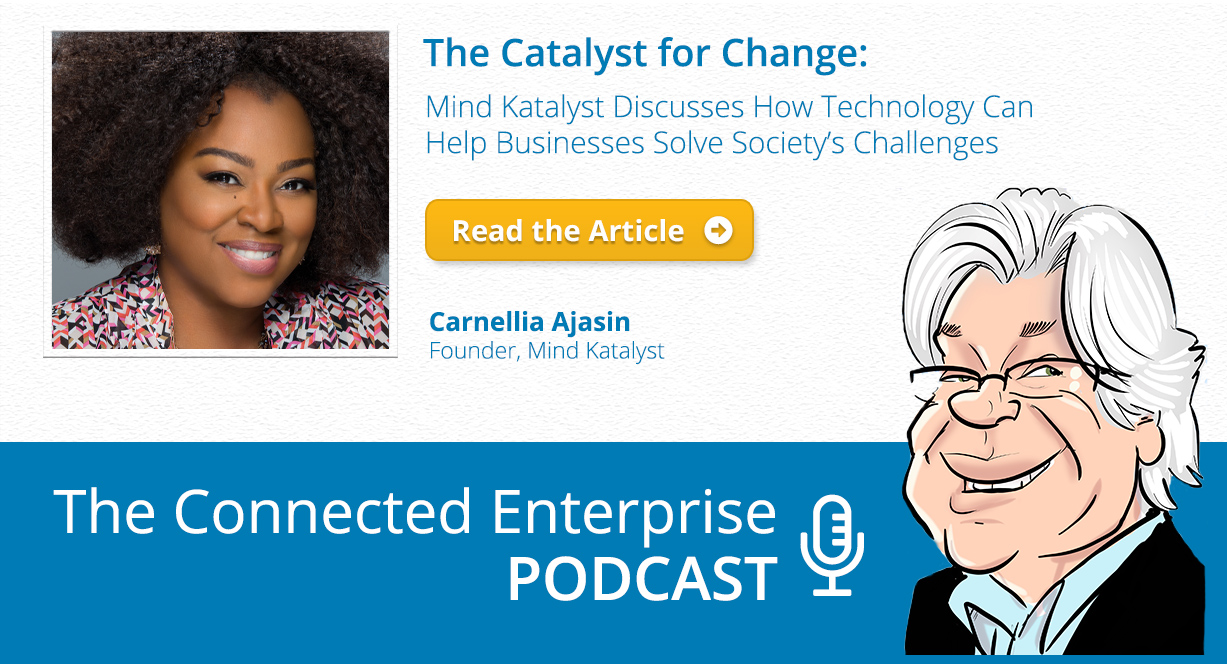 The Catalyst for Change: Mind Katalyst Discusses How Technology Can Help Businesses Solve Society's Challenges