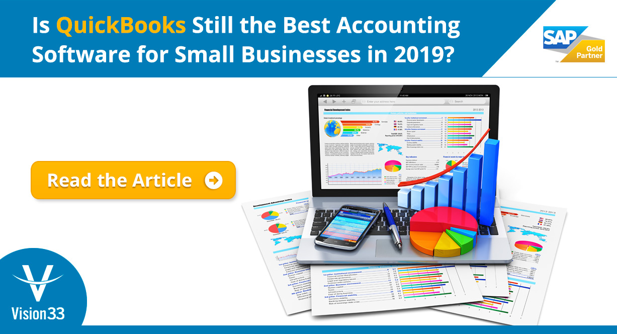 Is QuickBooks Still the Best Accounting Software for Small Businesses in 2019?