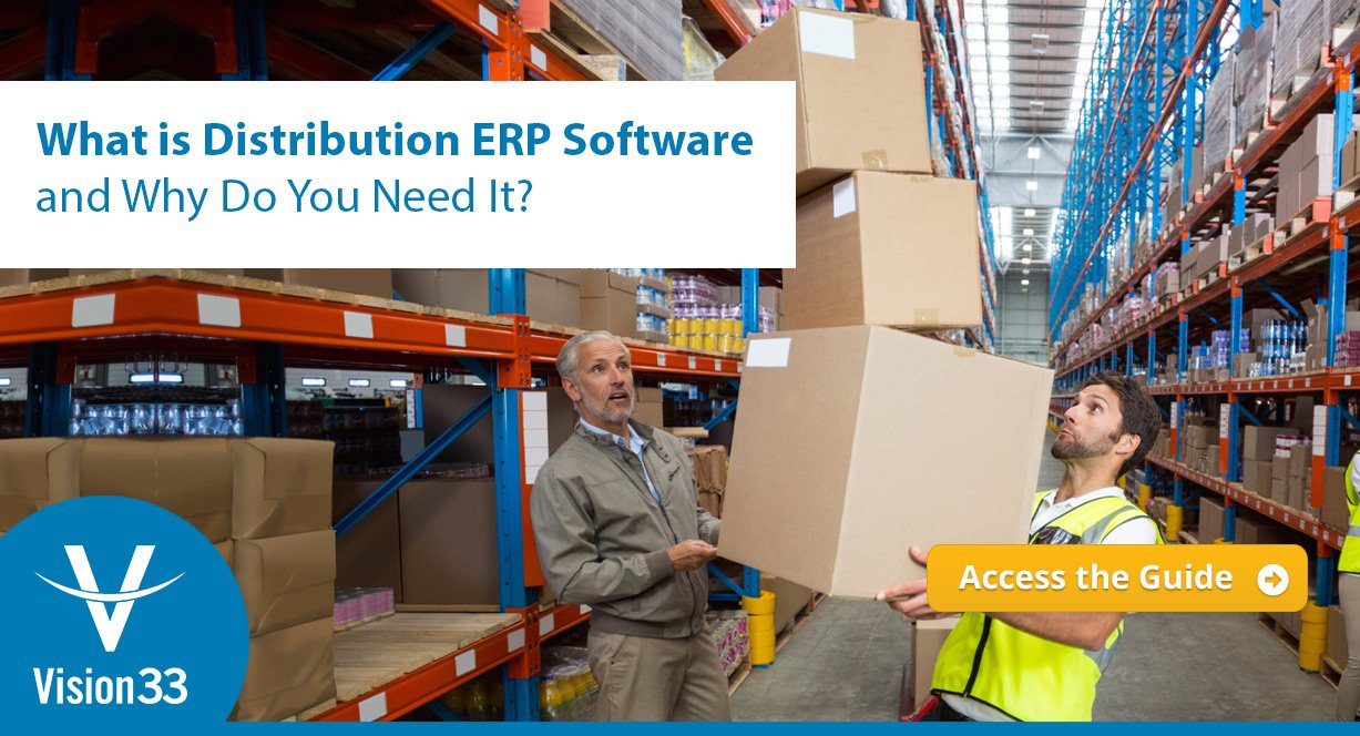What is Distribution ERP Software and Why Do You Need It?