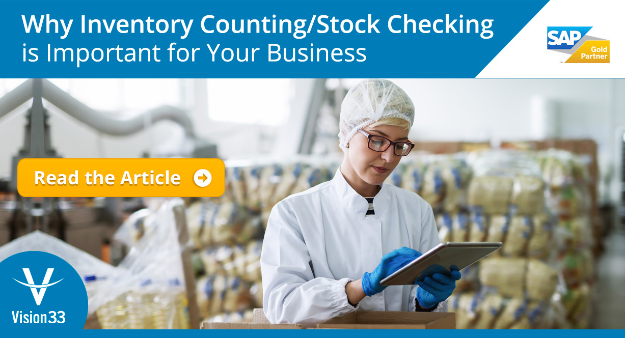 Why Inventory Counting/Stock Checking is Important for Your Business