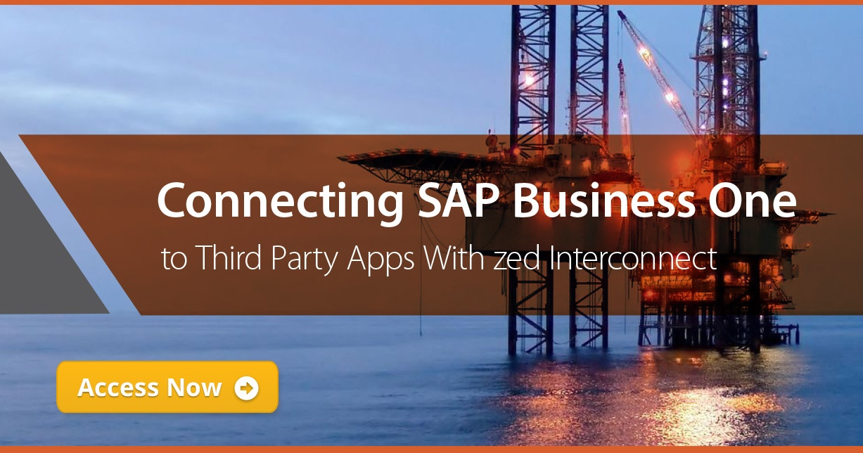 How Can Businesses Connect Existing Applications to SAP Business One?