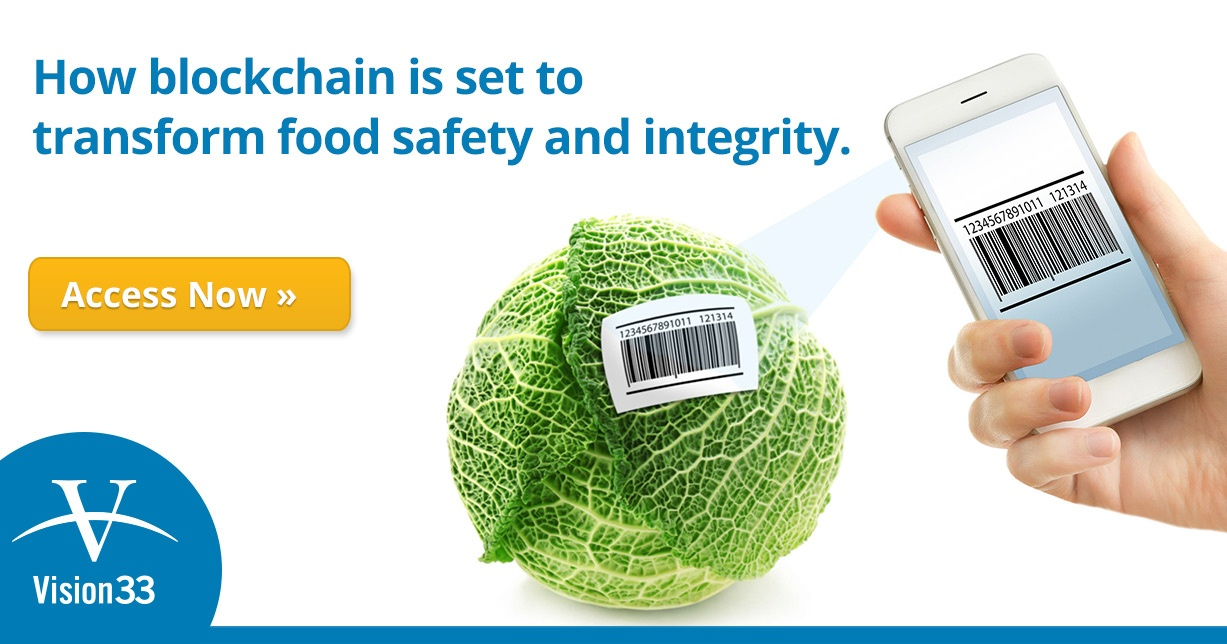 What is Blockchain: How Integration with ERP is Set to Transform Food and Beverage Industry