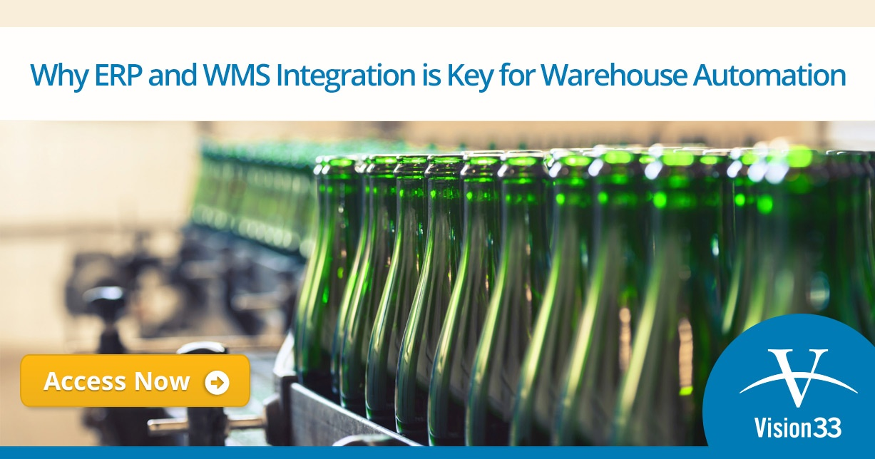 Why ERP and WMS Integration is Key for Warehouse Automation