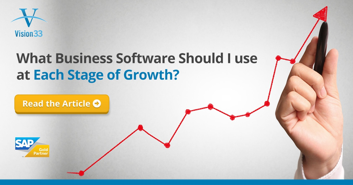 What Software Should an SME Use at Each Stage of Business Growth?