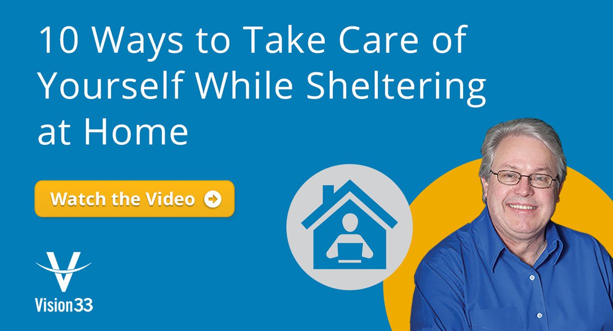 10 Ways to Take Care of Yourself While Sheltering at Home