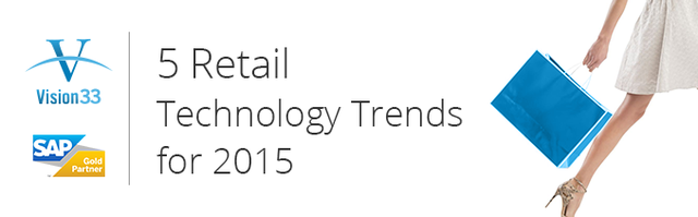 5 Retail Technology Trends for 2015