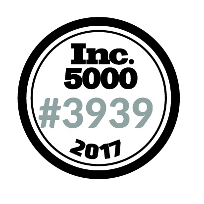 Vision33 Places on the List of America's Fastest Growing Private Companies – the Inc. 5000