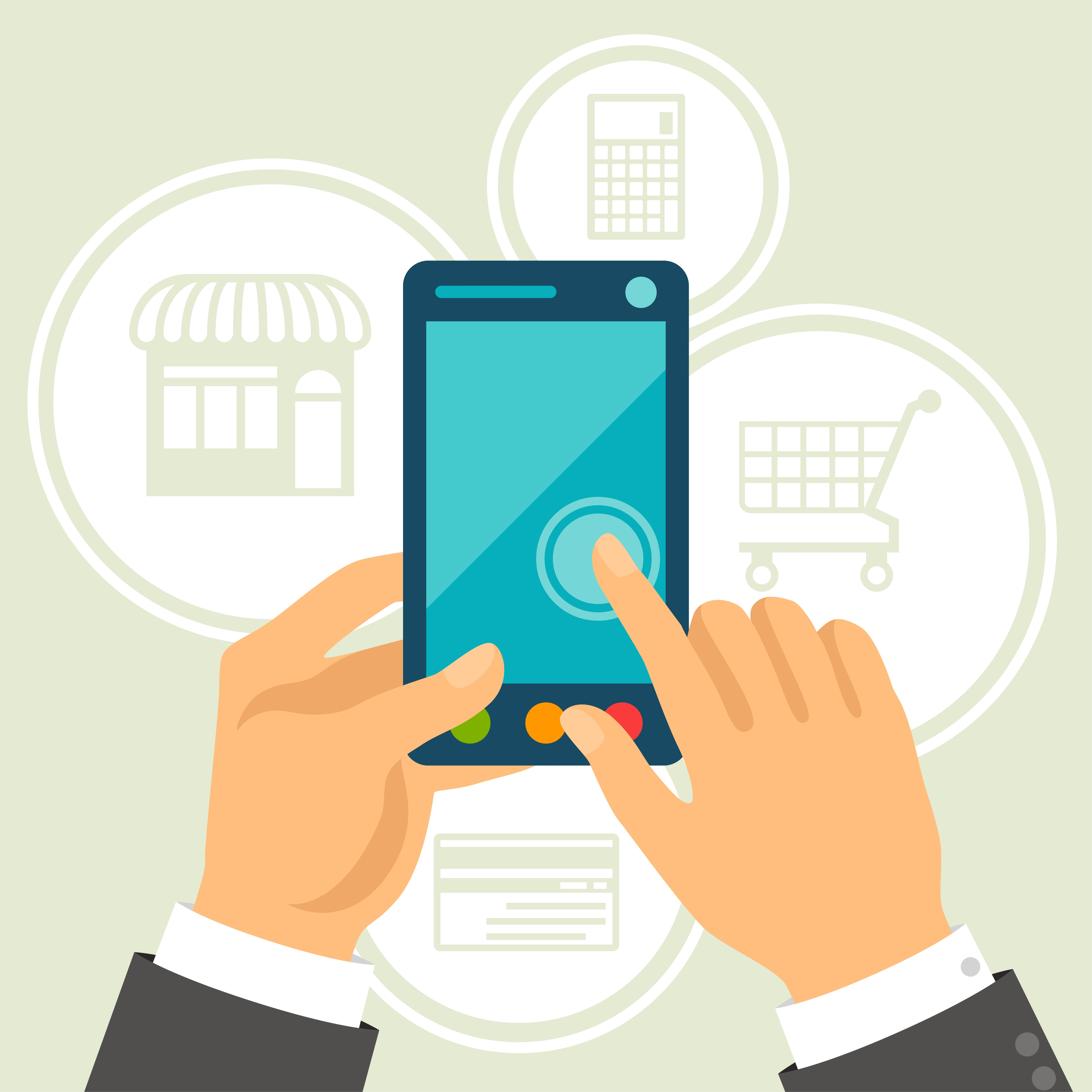 Mobile POS Can Save Time on Inventory Checks