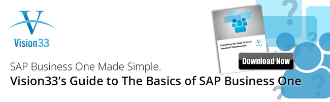 Common SAP Business One Questions Answered: General Knowledge