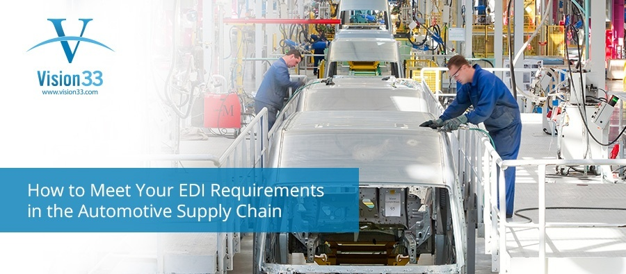 What is EDI (Electronic Data Interchange) and Why Should the Automotive Supply Chain Care?