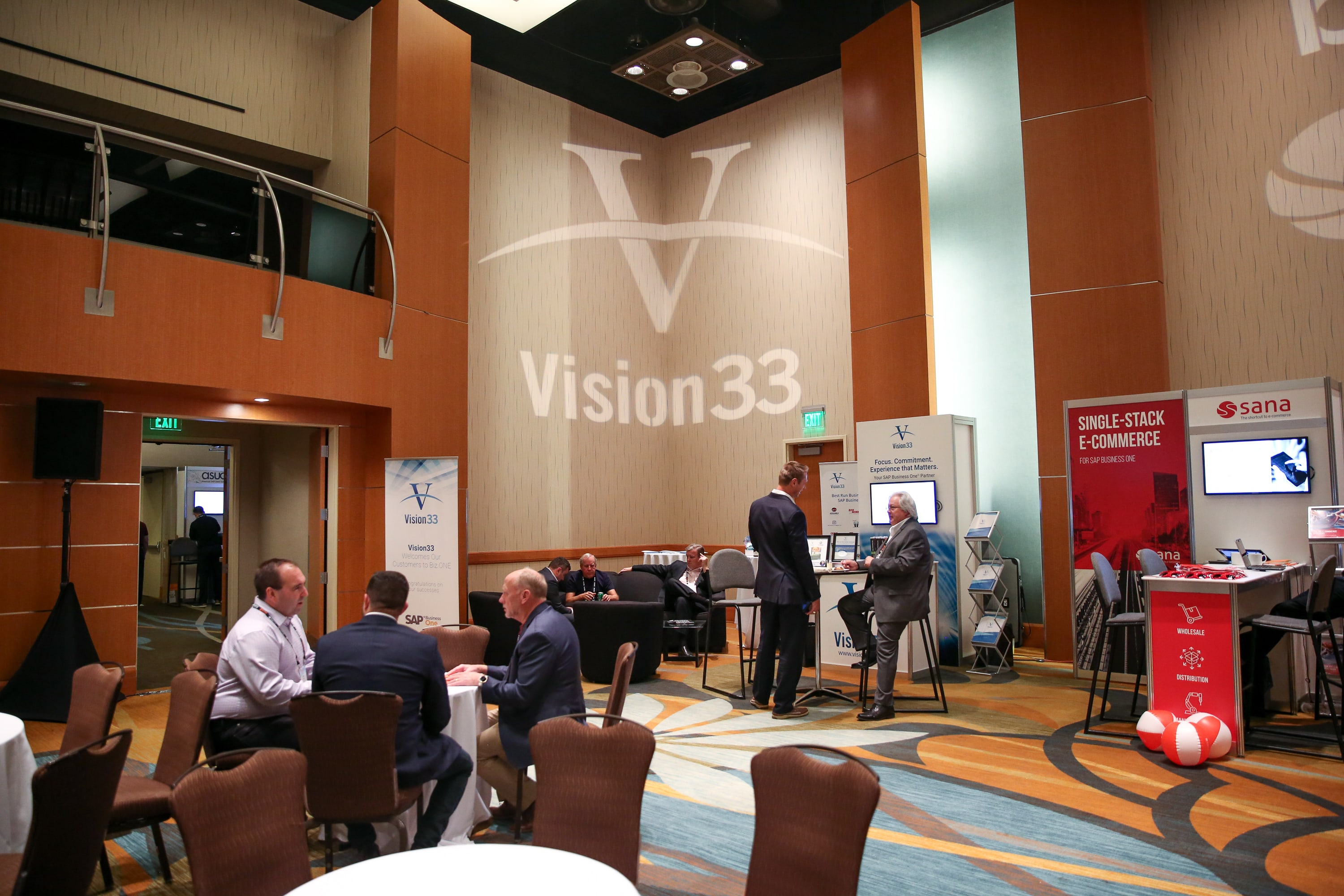 Were You At Biz.One? – The SAP Business One Event of the Year