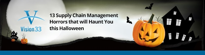 13 Supply Chain Management Horrors that will Haunt You this Halloween
