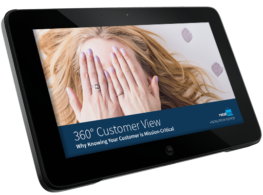 A 360° Customer View: Why Knowing Your Customer is Mission-Critical