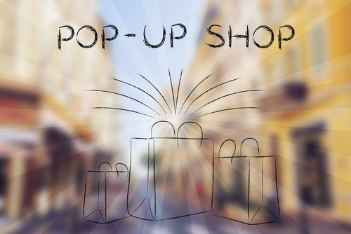 Mobile POS Enables Pop-Up Shops