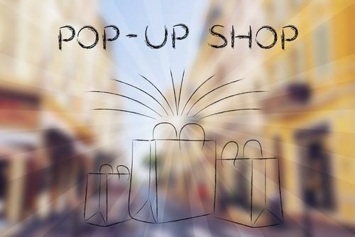 Mobile POS Enables Pop-Up Shops