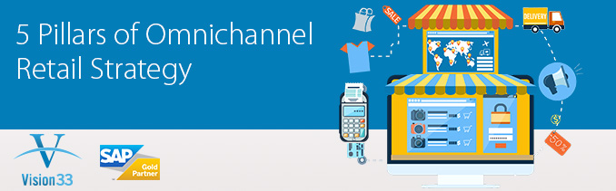 5 Pillars of Omnichannel Retail Strategy