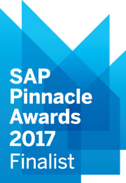 Vision33 Named a Finalist for 2017 SAP® Pinnacle Award in the SAP Business One® Partner of the Year Category